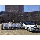 日産自動車と新潟にしかん地域循環共生圏協議会、温泉×大学×EVカーシェアを活用した実証事業を開始