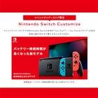 「Nintendo Switch Customize」