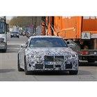 BMW M4 新型プロトタイプ(スクープ写真)