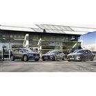 メルセデスベンツ GLA 新型、CLA クーペ 新型、CLA シューティングブレーク 新型の各PHV