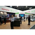 トヨタはスマホ連携の「SDL」対応をグローバルで進めている(2019年2月、MWC)