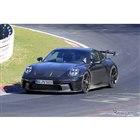 ポルシェ 911 GT3 開発車両(スクープ写真)