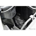 FOCAL「BAM」は耐熱性も高くエンジンルーム内の施工でも問題無く使用可能