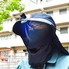 日焼け防止ファンハット CFANAHNB