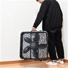 「俺の薄型ボックス扇風機 Crazy Fan2-ストロング-」