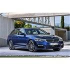 現行BMW 5シリーズ・ツーリング(参考画像)