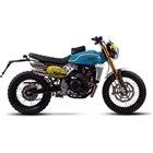 イタリアンバイク「キャバレロ スクランブラー500」に装備充実の特別仕様車