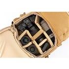 Endurance カメラバッグ Ext コンパクト&多機能 リュックタイプ 帆布サンドベージュ