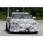 BMW M3 CS 新型プロトタイプ スクープ写真