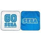 セガ設立60周年 記念「GO SEGA」&「セガロゴ」ハンドタオル2枚セット