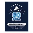 セガ設立60周年 記念「GO SEGA」ピンバッジ
