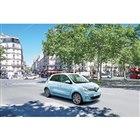 パリの夏空をイメージした「ルノー・トゥインゴ」の限定車発売