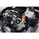 パワーユニットは、「RAV4」のハイブリッドシステムをベースに充電機構を追加するとともに、高出...