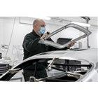 脱着式の助手席ルーフパネルはオプションアイテムとして用意されている。