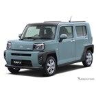 新型ダイハツ・タフト(G/2WD)