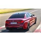 BMW M5 コンペティション 改良新型