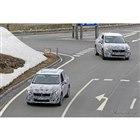 BMW 2シリーズ アクティブツアラー 開発車両スクープ写真