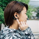 INOVA オープン型TWSイヤホン earFit Novi