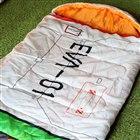 EVA STOREオリジナル エントリープラグ風寝袋