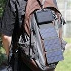 「INOVA ソーラーパネル付モバイルバッテリー 20,000mAh 3R-SRP01」