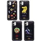 iPhone 11Pro/11/XR/8/7専用 ディズニーキャラクター Latootoo カード収納型 ミラー付きiPhoneケース