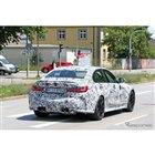BMW M3セダン 新型プロトタイプ スクープ写真