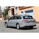 VW ゴルフ ヴァリアント 開発車両 スクープ写真