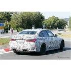BMW M3セダン 新型プロトタイプ(スクープ写真)