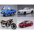 AOSHIMA、NISMO「スカイラインGT-R Z-tune」模型など9月再生産モデル