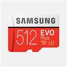 Samsung microSDXCカード EVO Plus 512GB