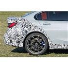 BMW M3セダン 次期型プロトタイプ(スクープ写真)