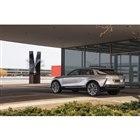 GMがキャデラック初の電気自動車「リリック」を発表 480kmを走行可能なSUVタイプのEV