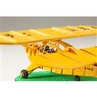 「3Dペーパーパズル R-HM型 軽飛行機」