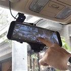 リアカメラ付き、ミラー型全面液晶360度ドライブレコーダーが19,800円で発売