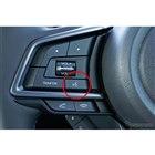 音声認識機能のボタンはステアリングに装備