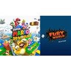 Nintendo Switch用ソフト「スーパーマリオ 3Dワールド+フューリーワールド