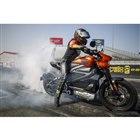 ハーレー ライブワイヤー、市販電動バイクの最速記録を樹立