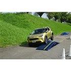 トヨタ ヤリスクロス 4WDの体験運転