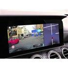 カーナビゲーションシステムにはAR (拡張現実) の技術を活用。車両前方の実際の景色が、ナビ画...