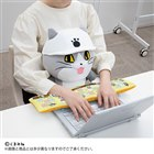 「PCクッション 仕事猫」
