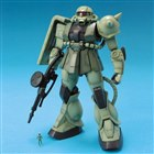"MG 1/100 MS-06 F/J ザクII ""ONE YEAR WAR 0079""設定カラーVer."