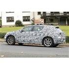 メルセデスベンツ EQS SUV(仮)スクープ写真
