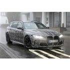 BMW M3ツーリング プロトタイプ(スクープ写真)