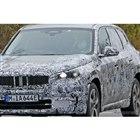 BMW iX1 プロトタイプ(スクープ写真)