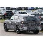 BMW X8 市販型プロトタイプ(スクープ写真)