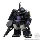 FW GUNDAM CONVERGE:CORE 黒い三連星 高機動型ザクII&ドムセット【プレミアムバンダイ限定】