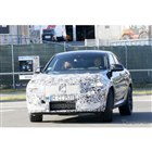 BMW X4M 改良新型プロトタイプ(スクープ写真)