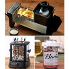せんべろメーカー、焼き鳥メーカー GH-YKTMA-BK、艶泡ビールフォーマー MTL-K013