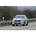BMW X1 PHEV 次期型プロトタイプ(スクープ写真)