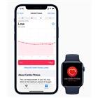 アップル、Apple Watchで「心肺機能レベルの通知」が利用可能に